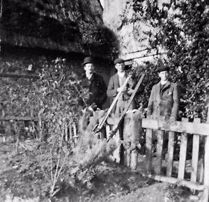 49 Victorian photograph 1/4 plate negatives shooting, horses dogs Barnston Hall