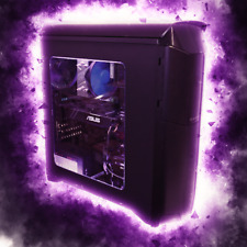 Thunderstorm Custom Gaming PC - i5-7500, 8GB, 250GB SSD + 1TB, Custom Built