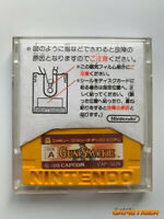 GUN SMOKE (No Box/No Manual) Nintendo Disk System JAPAN