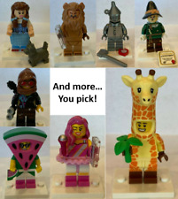 Lego Movie 2 Collectible Minifigures CMF YOU CHOOSE Brand new!  Dorothy Wizard