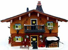 Dept. 56 Jägerhütte Alpine Village Jagerhutte Hunting Cabin Retired 56231 New