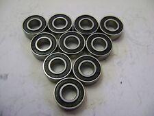 10 NMD 686-2RS Bearings 6x13x5 ID=6mm OD=13mm WIDTH=5mm 6-13-5