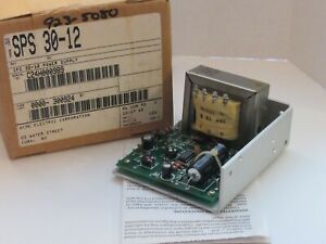 NEW STANDARD POWER SPS 30-12 115/230V 47-440Hz 12V 1.8A POWER SUPPLY