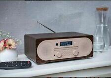 Kompaktanlage DAB+ Anlage Retro Musikanlage DAB+ Usb CD FM-RADIO Bluetooth A