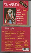 "VAN MORRISON ""Double Gold"" 2 CDs 1995 Bellaphon ""Brown Eyed Girl/Moondance"""