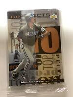 1994 Upper Deck Minor League Baseball Top 10 Prospects Factory Sealed Set.