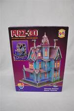 WREBBIT Puzzles VICTORIAN MANSION PUZZ 3D 700 Piece Puzzle Complete VGC