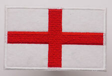 English National ENGLAND FLAG Iron-On Patch - MIX 'N' MATCH - #1F04