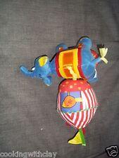 JELLYCAT PLUSH DOLL FIGURE CRIB NURSERY TOY BABY INFANT MUSICAL RELAX ELEPHANT