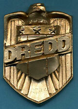 1995 Judge Dredd Display Prop Badge Replica [Sylvester Stallone]
