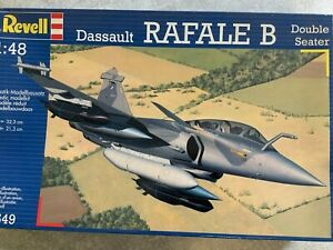 1/48 Scale Dassault Rafale B Double Seater