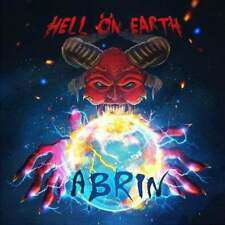 "Abrin ""Hell On Earth"" CD [old school Heavy Thrash Metal from Russia, 2018]"