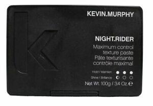 Kevin Murphy Night Rider  Maximum Control Texture Paste, 3.4 oz 100 grms Free SH