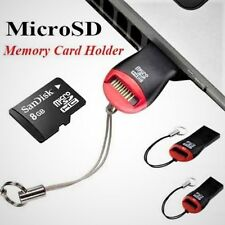 Memory Card Reader Adapter  to USB 2.0 for Micro SD SDHC SDXC TF Card Reader UK