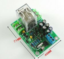 2-channel Stereo Speaker protection board LED assembled