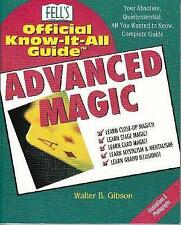 NEW Fell's Advanced Magic by Walter Brown Gibson