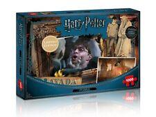 HARRY POTTER - AVADA KEDAVRA - Winning Moves Puzzle 11163 - 1000 Teile Pcs.