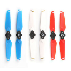 4Pcs Quick-release Foldable Colorful Blade Replacement Propellers for DJI SPARK