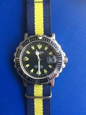 BEUCHAT Abyss 200 metri professional MYOTA automatico plongee vintage skin diver