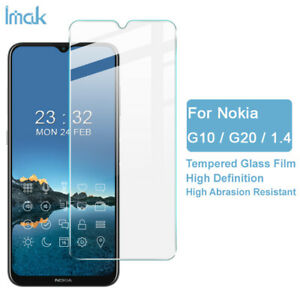 IMAK H Explosion-Proof Tempered Glass Screen For Nokia X10 X20 G10 G20 XR20 C30