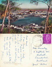 1958 PALMA MALLORCA SPAIN COLOUR POSTCARD