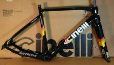 Cinelli Superstar Endurance Road Bike Frame Fork Size XS 46cm Di2 compatible