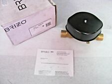 Brizo R66000-WS - Thermostatic Rough Valve Body with Stops