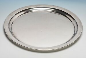 Gorgeous Gorham Sterling silver tray, 14""