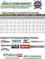 Tour Issue Fujikura Speeder PRO 66, 76 or Speeder Pro Tour Spec 66 76