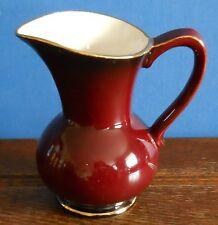 Vintage Art Deco Jarra/Jarrón de cerámica de arte alemán – 524 – 14