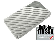 New Avolusion 1TB Thunderbolt 3 Portable External SSD for Macbook, Mac Pro, iMac