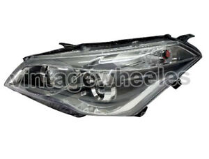 Front Headlight Unit Left Fit For Suzuki Ciaz 2014 To 2018