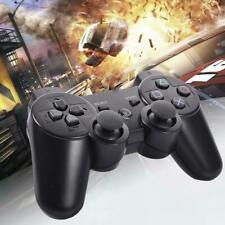 PS3 Bluetooth Kabellos Spiele Controller Gamepad Joystick Für PlayStation Black