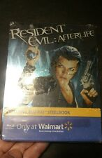 NEW /STEELBOOK / RESIST  EVIL: AFTERLIFE  /