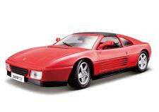 Ferrari 348ts rot 1 18 Bburago