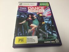 XBOX 360 GAME KINECT DANCE CENTRAL