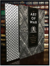 The Art of War by Sun Tzu New Sealed Deluxe Gift The Prince Machiavelli & On War