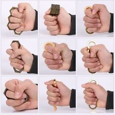 High Quality Trend Defensive Round Ring Silver Protection