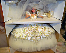 Bob Mackie Empress Bride Barbie Doll NRFB with Shipper! Timeless Treasures