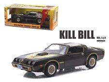 KILL BILL VOL 2 - 1979 PONTIAC FIREBIRD TRANS AM - 1:18 Scale GREENLIGHT
