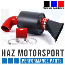 Audi A3 3.2 V6 forge motorsport joint induction intake air filter kit rouge
