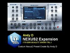 reFX Nexus Andy D EDM 1 Sound Bank