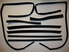 1994-2001 Dodge Ram Pickup Truck Door Window Glass Weatherstrip Seal Kit