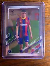 2020-21 Topps Chrome UEFA Champions League UCL RCs and Vets / PICK / UPDATE 8/22