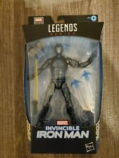 Marvel Legends Invincible Iron Man Stealth Armor Suit 80 Years Figure MIB New