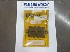 Emgo Disc Brake pads Yamaha RD250 RD350 LC 4L0-WOO45-00 EBC FA64