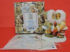 1999-2000 Cherished Teddies Norbit And Nyla Eskimos Holding Star Figurine 531188