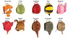 LittleLife Animal Backpack & Safety Reins Toddler Childrens Daysack Rucksack