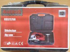 Laserstichsäge 750W +10 Sägeblätter Laser-Stichsäge + Koffer werkzeugloser Sägeb