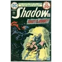 Shadow (1973 series) #8 in Very Fine minus condition. DC comics [*fz]